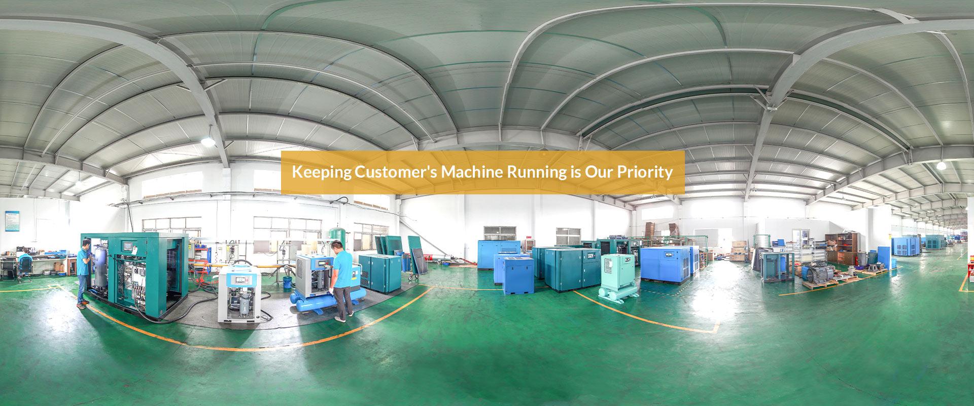 Dream (Shanghai) Compressor Co., Ltd.